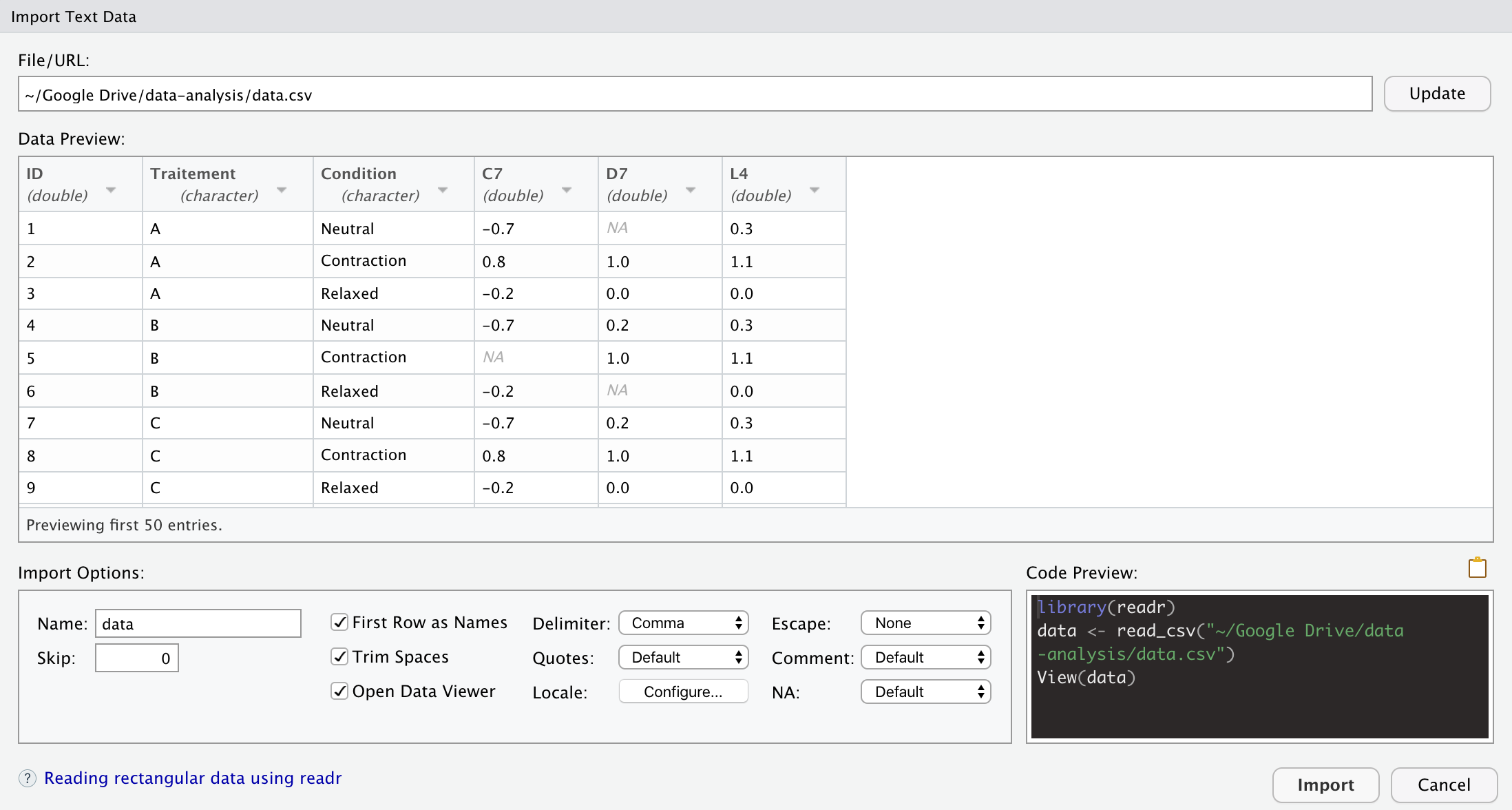 How to import an Excel file in RStudio   R bloggers